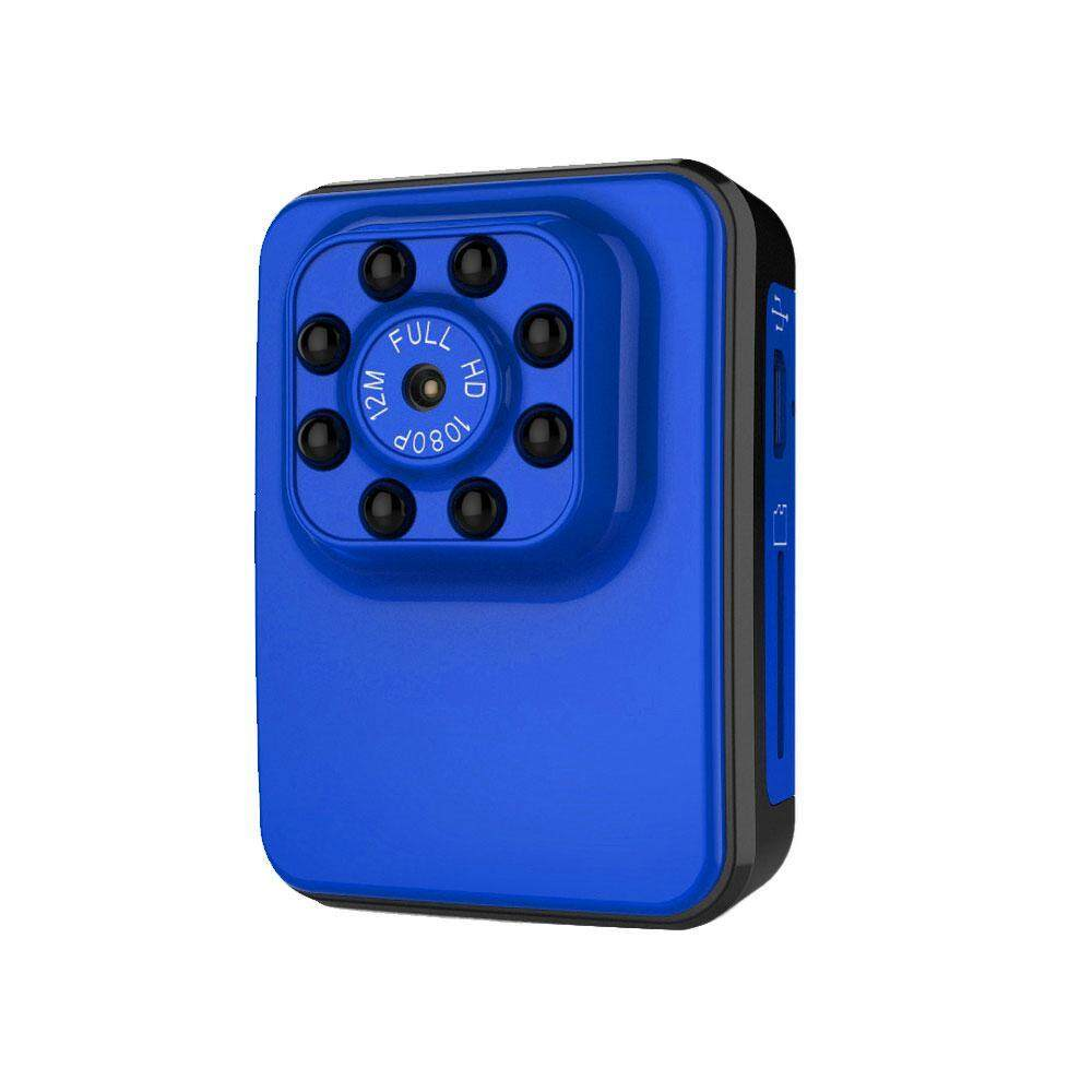 Kobwa Mini Camera Hd Camcorder With Night Vision 1080p Sports Mini Dv Video,blue - Intl By Kobwa Direct.
