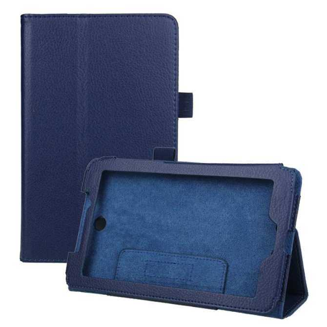 Leather Case Cover Stand for Acer Iconia Tab 7 A1-713 7' Tablet PC BU - intl
