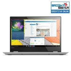 Lenovo Yoga 520 14IKB-80X800YAMJ Notebook - Grey (14inch / Intel I3 / 4GB / 128GB SSD / Intel HD) Malaysia