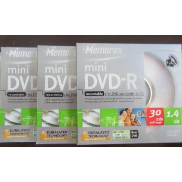 Memorex Mini Dvd-r 1.4gb - intl