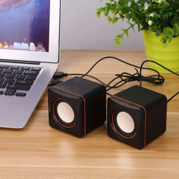 Mini Portable USB Audio Music Player Speaker For IPhone For IPad MP3 Laptop  PC Malaysia