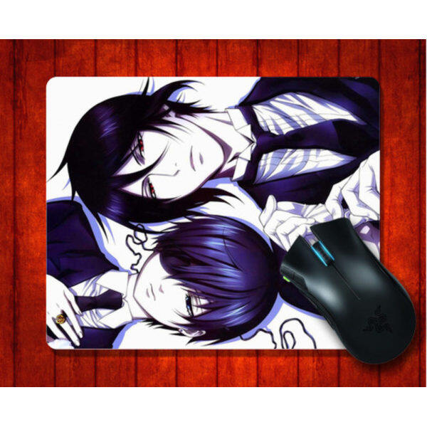 MousePad wan Black Butler for Mouse mat 240*200*3mm Gaming Mice Pad Malaysia