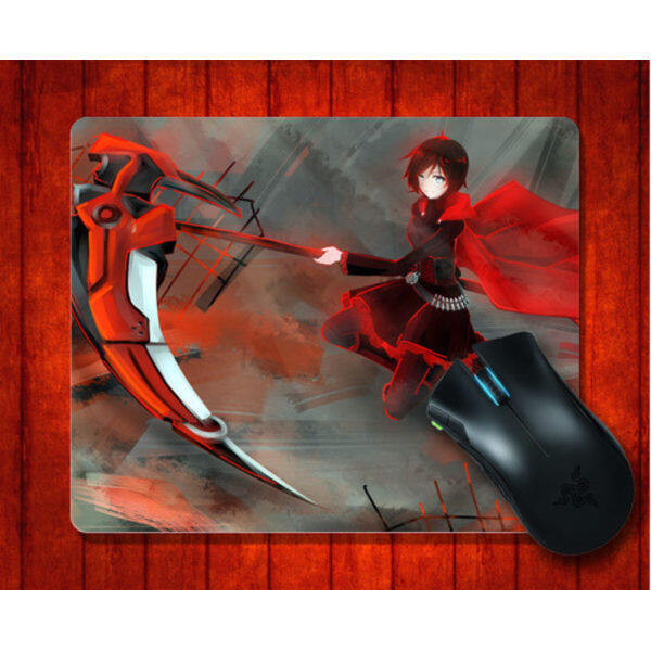 MousePad wan RWBY for Mouse mat 240*200*3mm Gaming Mice Pad Malaysia
