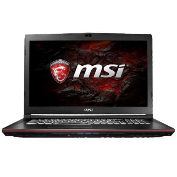 MSI GP72 7RD(Leopard)-440MY 17.3 Gaming Laptop (17.3 FHD Anti Glare/ GTX1050 2G GDDR5/ i7-7700HQ/ 4GB/ 128 SSD +1TB Sata) Malaysia