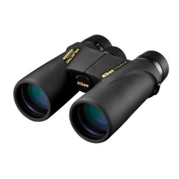 Nikon 7543 MONARCH 5 10X42 Teropong (Hitam)-Intl