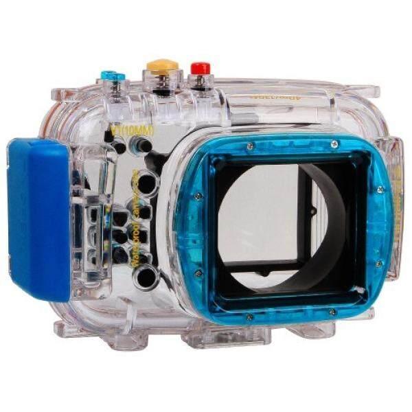 Polaroid Dive Dinilai Anti-Air Di Bawah Air Kasus Perumahan untuk Nikon V1 Kamera Digital dengan 10 Mm Lensa-Internasional