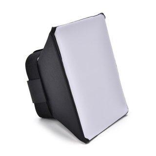 Xách Tay Tản Sáng Flash Softbox Tấm Hắt Nắng Cho Canon Nikon SLR thumbnail