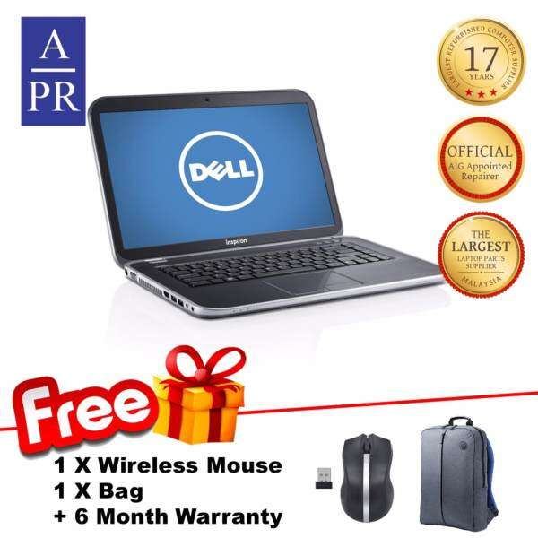 Dell E5430 Laptop (Factory Refurbished )Intel Core i5 4Gb Ram 500GB Win 7 Pro Malaysia
