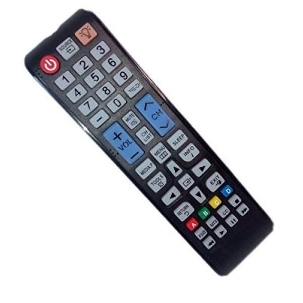 Diganti Jarak Jauh Pengendali Kompatibel untuk Samsung PN43F4500BF BN59-01177A PN51F4500BFXZA PN60F6300BF UN32J400DAF LED HDTV Plasma Televisi-Internasional
