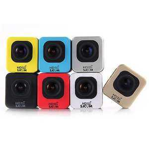 SJcam M10 WIFI Cube Car Mini Full HD Waterproof Action Sport Camera (Black) - intl