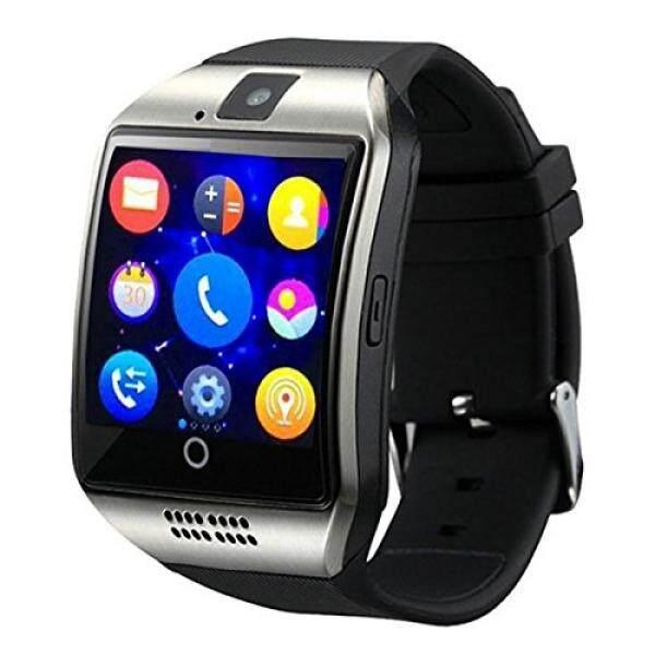 Smart Watch, KKCITE Bluetooth Smart Watch Sweatproof Ponsel SIM 2g GSM dengan Kamera Dukung Monitor Tidur Pesan PUSH Anti Hilang untuk Android HTC Sony Samsung LG Google dan IPhone Smartphone-Intl