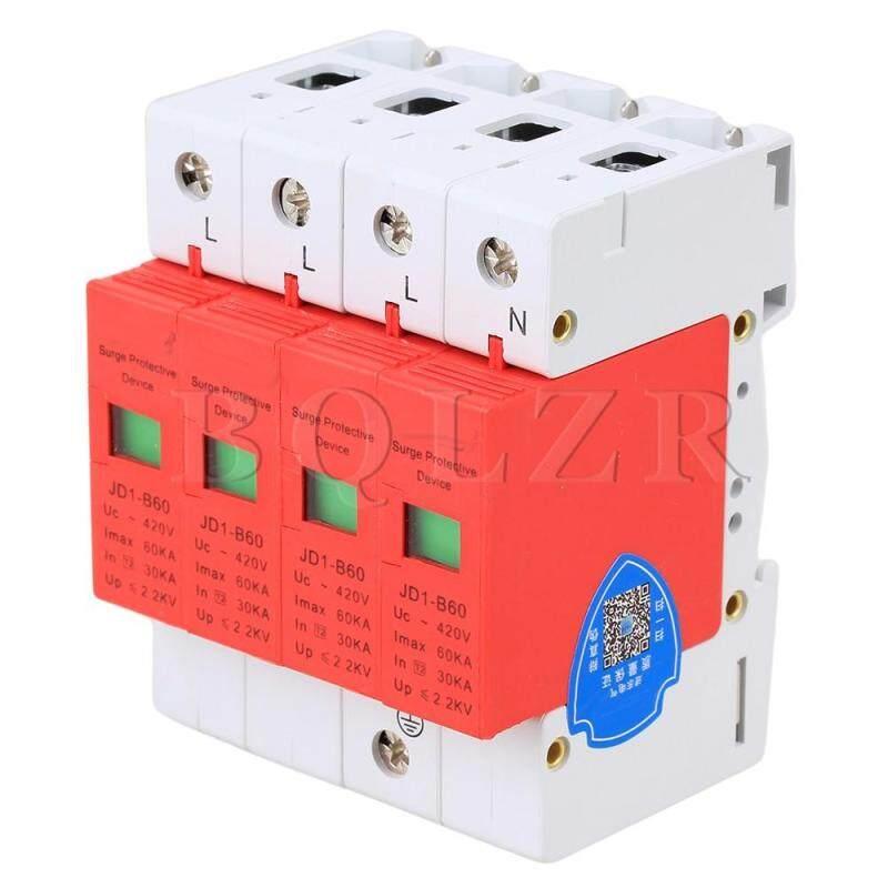 Bảng giá Surge Protection Device 4P 30~-60KA (White/Red) - intl Phong Vũ