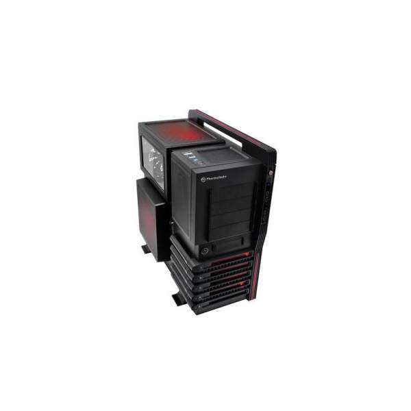Thermaltake Casing Atx Level 10 Gt (Vn10001W2N) Black Malaysia