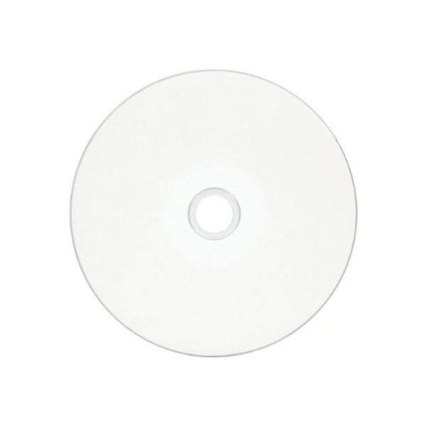 Verbatim DVD-R 4.7GB 8X DataLifePlus White Thermal Printable, Hub Printable 50 Disc Spindle 94853