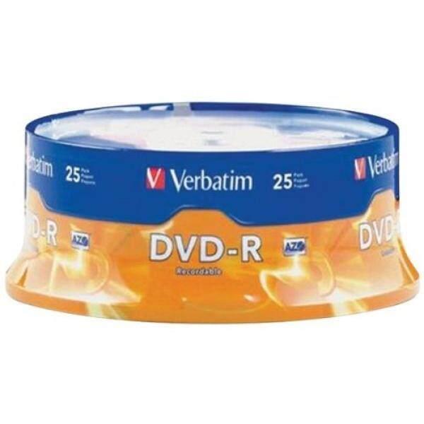 Verbatim DVD-R Discs VER95058 - intl