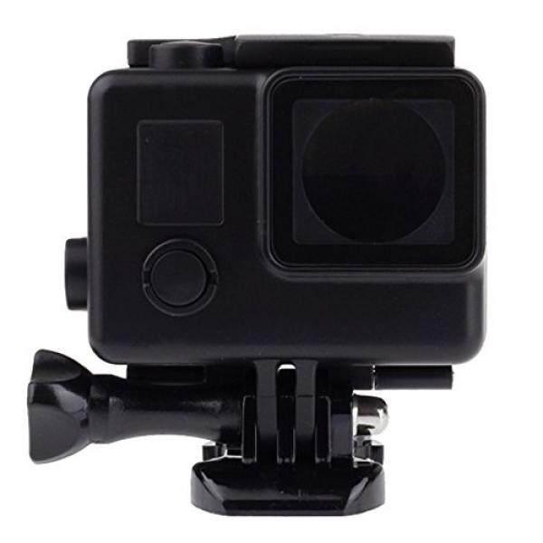 Vicdozia Blackout Anti-Air Kasus Perumahan Di Bawah Air Menyelam Hitam Cangkang Kotak Pelindung Sarung untuk GoPro HERO 3 3 + 4- internasional
