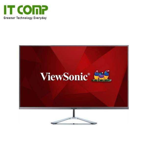 ViewSonic VX3276-mhd 32 (31.5 viewable) IPS Monitor with a Stylish Ultra-Slim Frameless Design Malaysia
