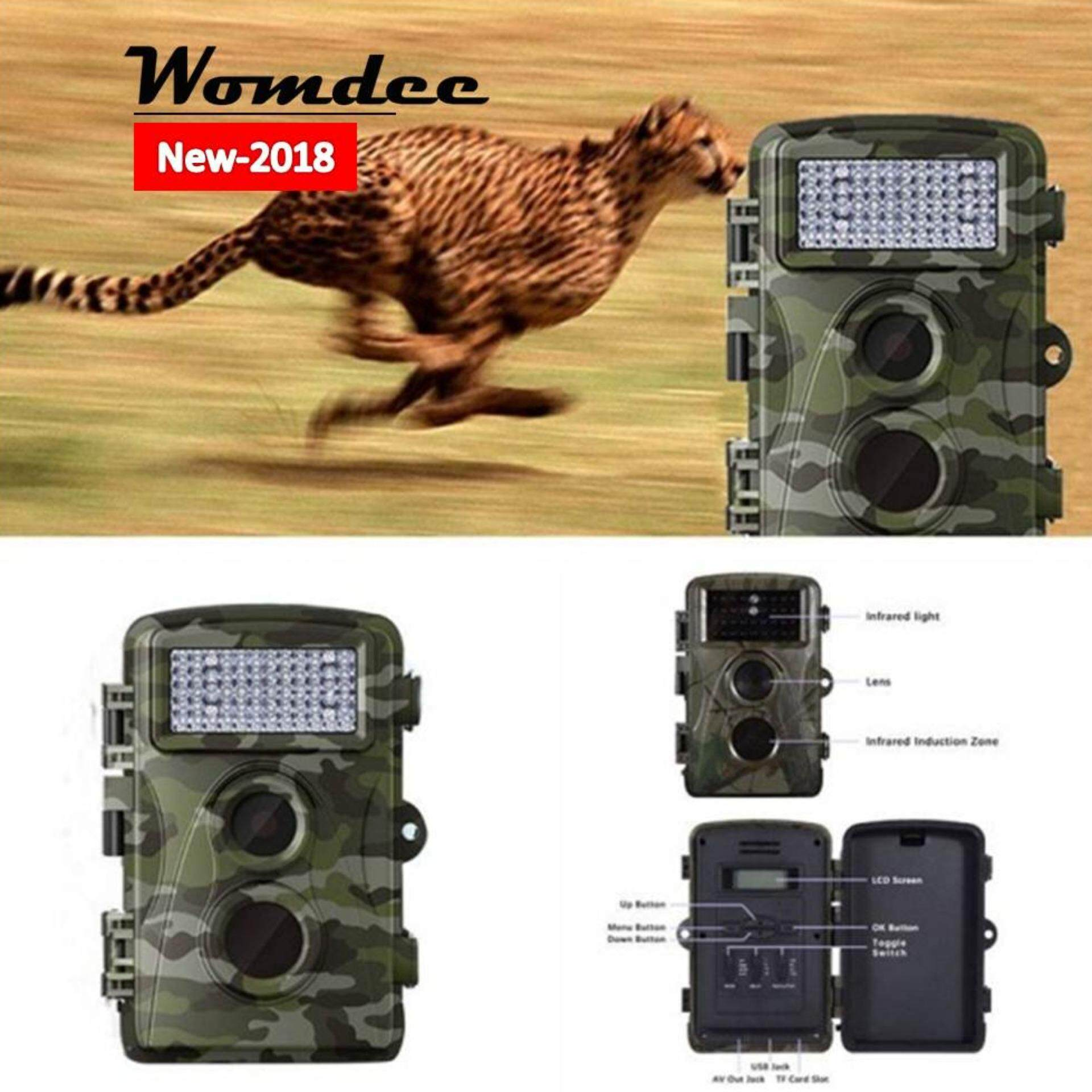 Womdee A Set Of[12] Camera For Animals - Intl By Womdee.