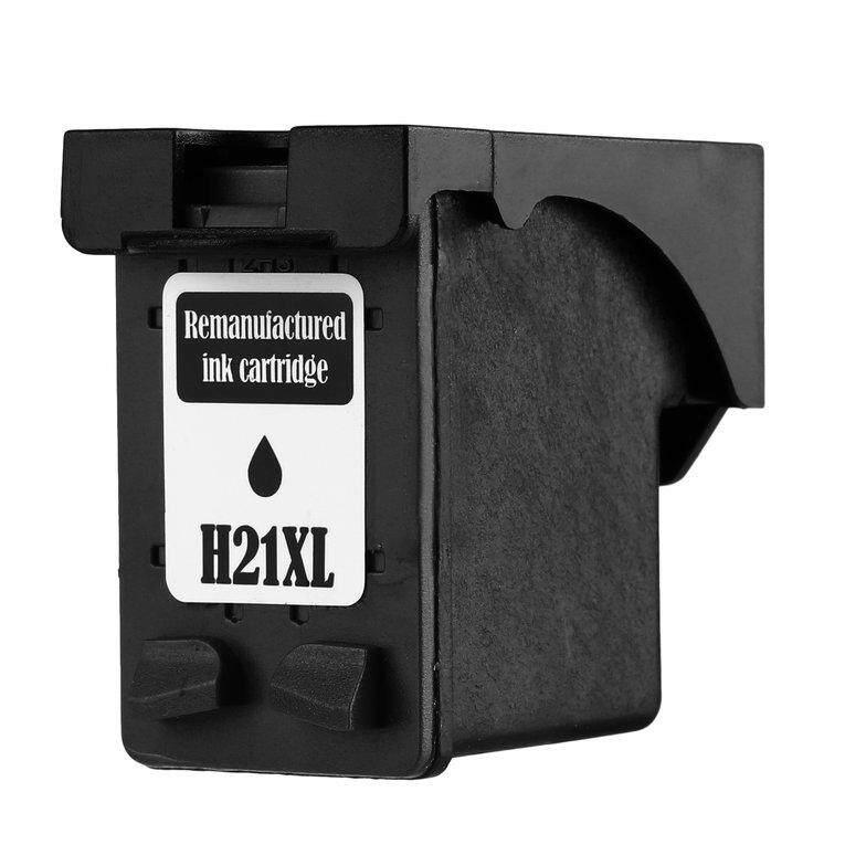 Wond Hitam Inkcartridge Voor untuk HP 21XL Deskjet 3910 D1341 D1530 D1560 D2330 D2345-Internasional