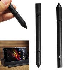 Hình ảnh 2 cái 2in1 Màn Hình Cảm Ứng điện dung Bút Stylus Dành Cho iPhone iPad Samsung PC Máy Tính Bảng GPS-quốc tế