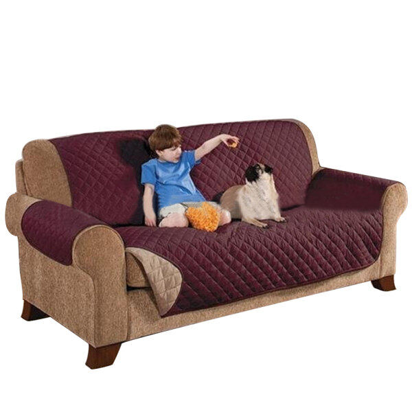 2 Seater Sofa Protector Water Resistant Furniture Settee Cover Coffee  Malaysia