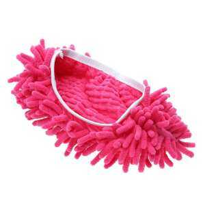 2pcs Floor Dust Cleaner Shoe Cover Home Mop Bathroom Cleaning Tool - intl