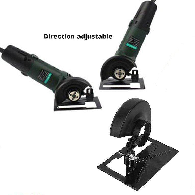 Angle Grinder Home Cutting Machine Support Sand Holder + Cover Power Tools - intl