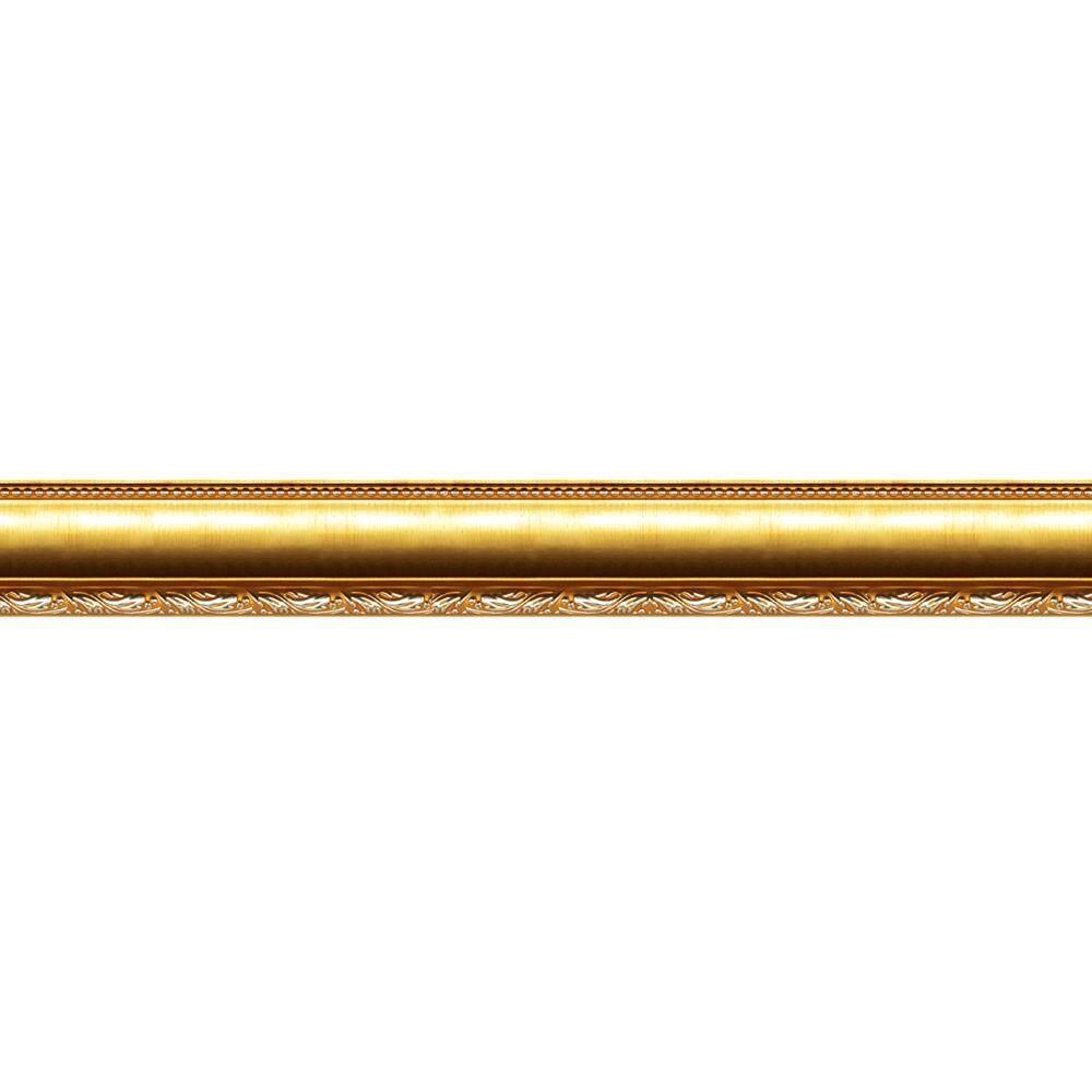 Fuskm PAG Kreatif Grosir Dinding Dekor 3D Kain Rok Border Stiker Stiker (Warna 10,500*10 Cm)-Internasional