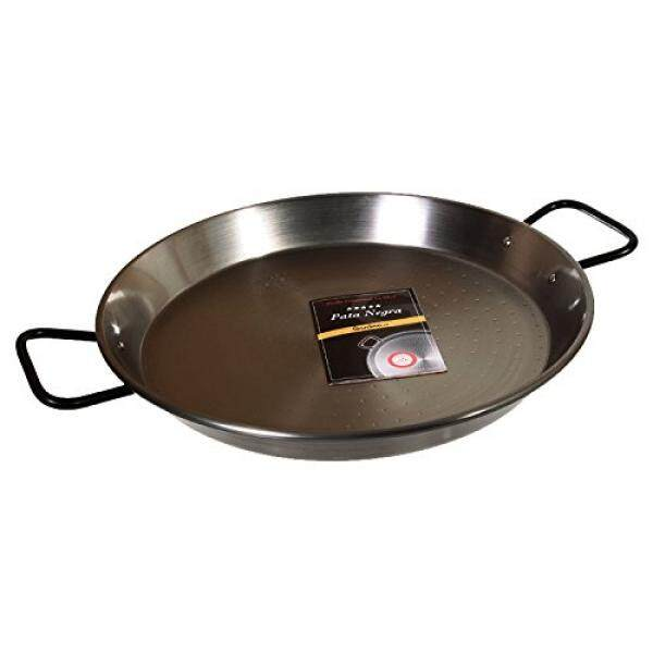 Garcima 13 1/2-Inci Pata Negra Restoran Kelas Paella Pan, 34 Cm-Internasional