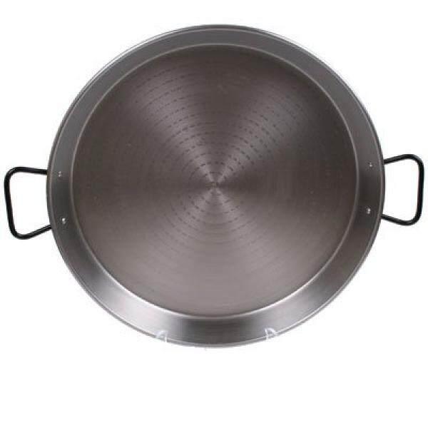 Garcima 16-Inci Pata Negra Restoran Kelas Paella Pan, 40 Cm-Internasional