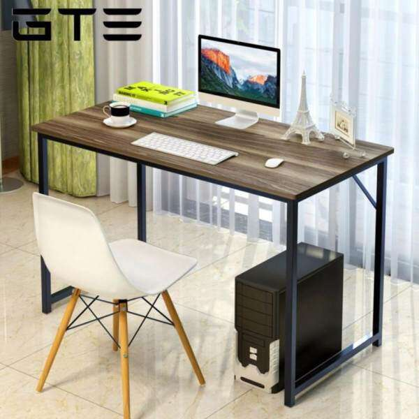 home office table desk. GTE Simple Home \u0026 Living Wooden Desktop Laptop Desk Office Table Study With E