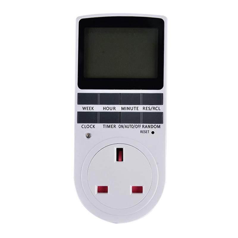Kobwa Smart Remote Control Timer Switch Socket Outlet ,UK Plug - intl