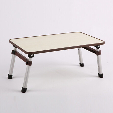 Laptop table bed desk folding table lazy desk learning table (delivery fast) - intl