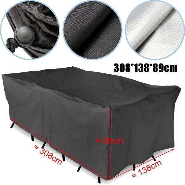 Waterproof Garden Furniture Covers Large waterproof outdoor garden furniture cover rain dust snow wind large waterproof outdoor garden furniture cover rain dust snow wind against malaysia workwithnaturefo