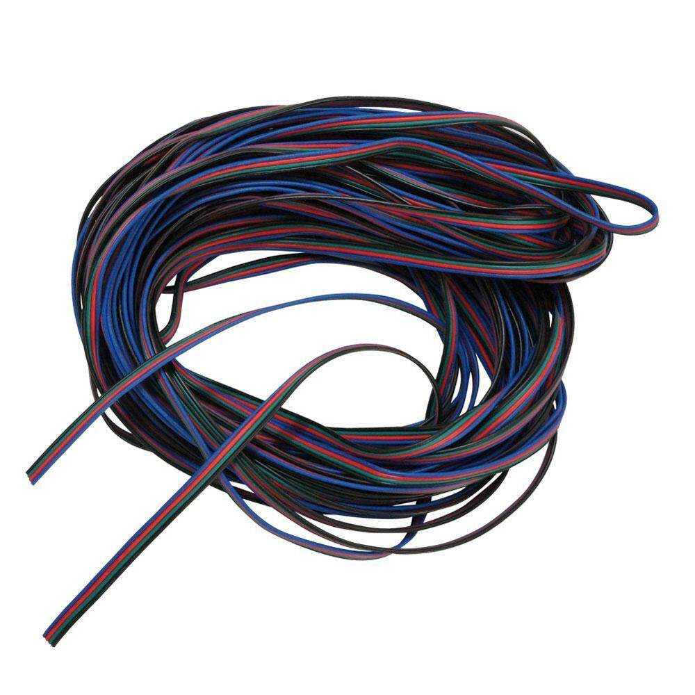 Light Fixtures For Sale Home Lighting Prices Brands Review In Wiring A Fixture To Cord Wintin 4 Color 10m Rgb Extension Cable Line Wire Led Strip 5050 3528