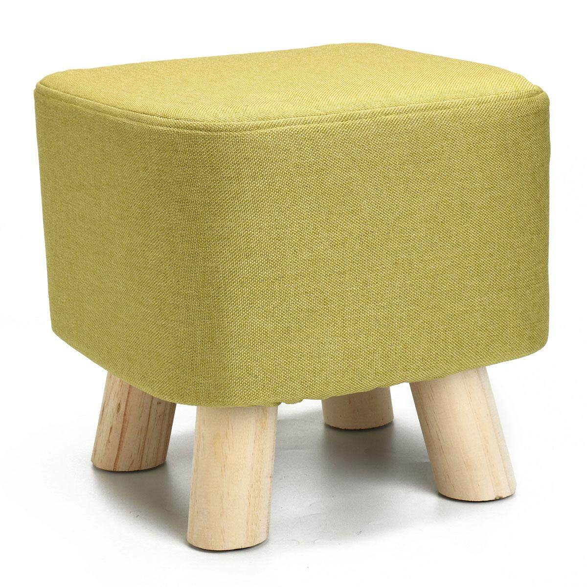 Living Room Pouffe Chairs Sofa Ottoman FootStool Bedroom Chairs Hallway Chairs - intl