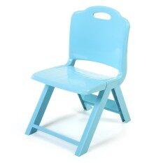 Multi-function children folding chair kindergarten small chair folding stool