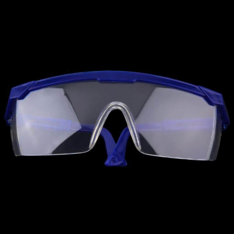 OH Work Safety Eye Protecting Glasses Anti-Splash Wind Dust Proof Glasses  Blue