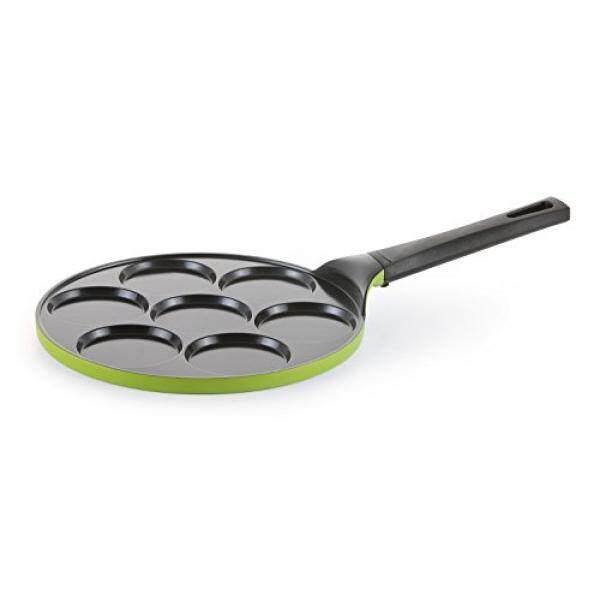 Pancake Pan-10 Inch Keramik Nonstick Di Alpukat Hijau-Internasional