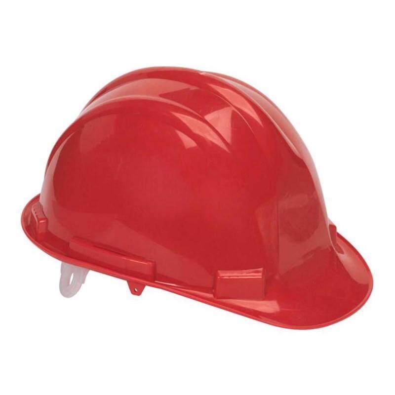 (Pre-order) Sealey Safety Helmet Red BS EN 397 Model: SSP17