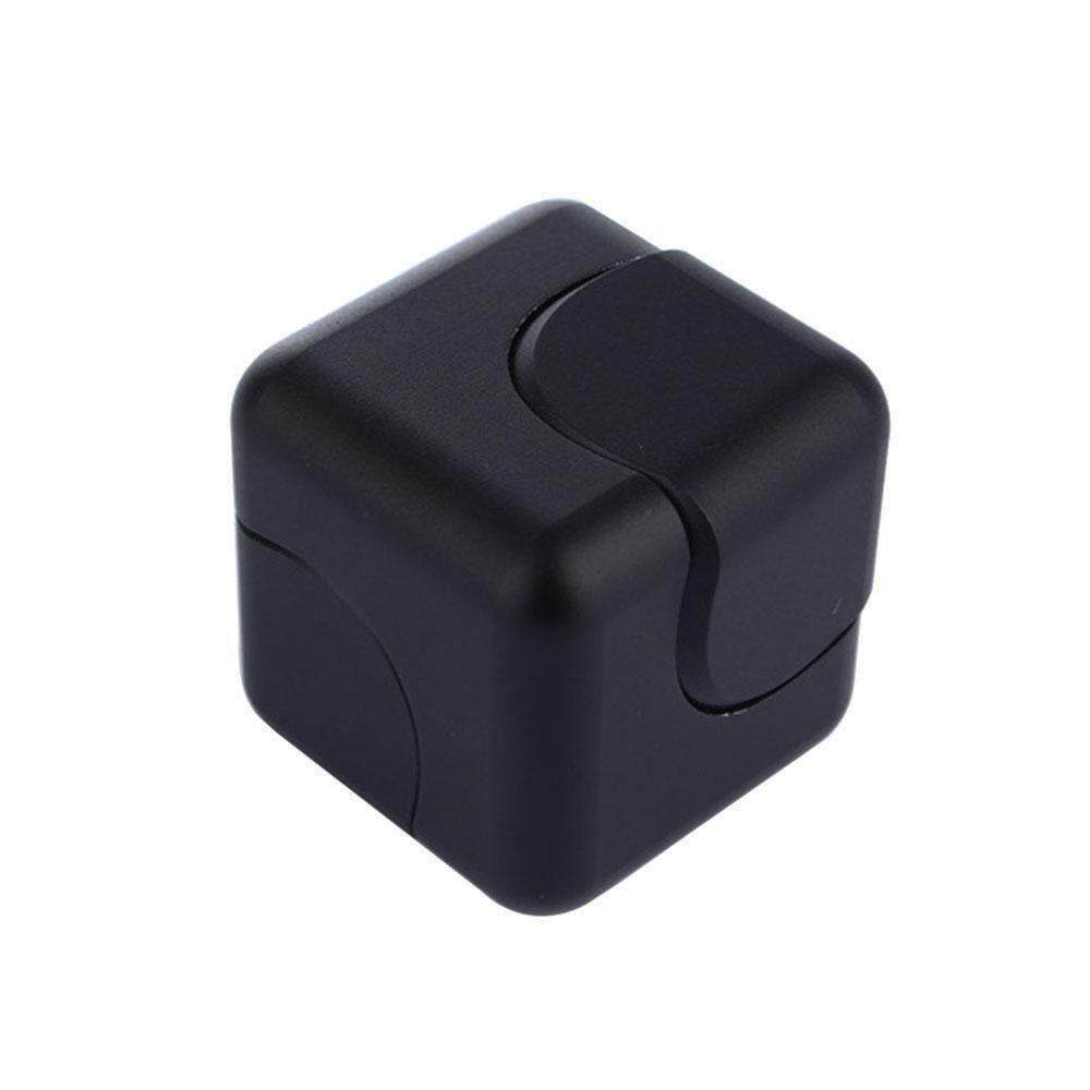 quzhuo Fidget Cube Hand Spinner, Pawaca Newly Designed Metal Toy Cube For Adults and Kids - intl