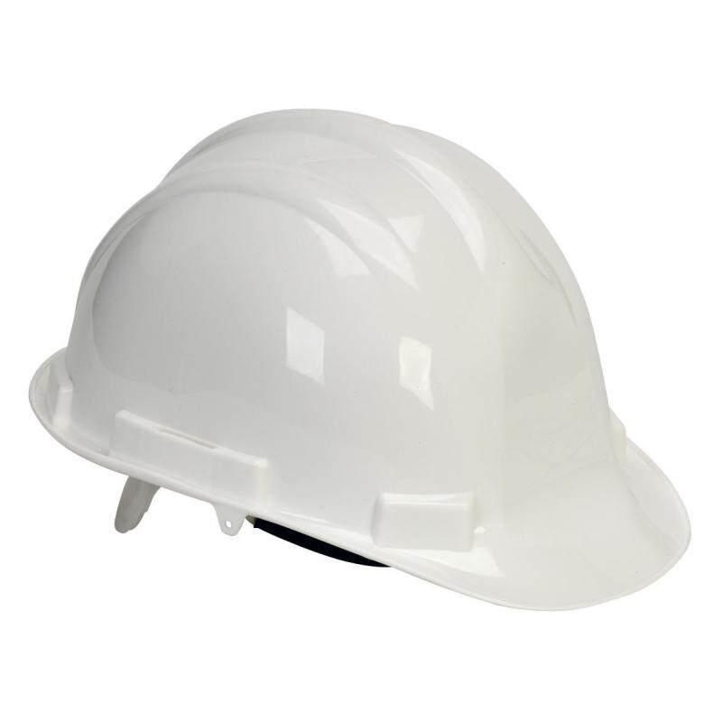 (Pre-order) Sealey Safety Helmet White BS EN 397 Model: SSP17W