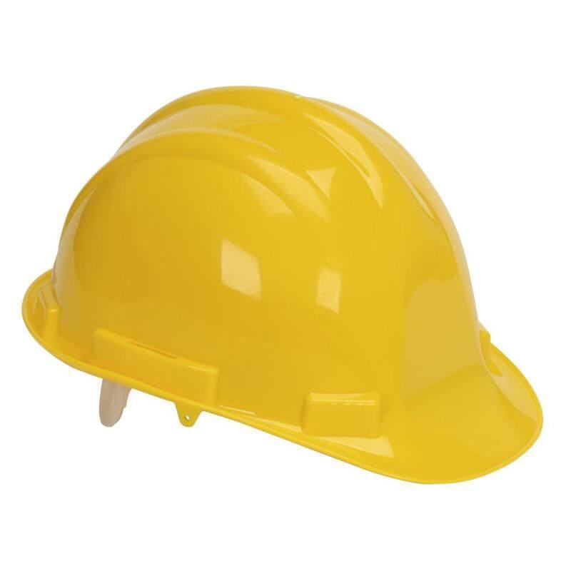 (Pre-order) Sealey Safety Helmet Yellow BS EN 397 Model: SSP17Y
