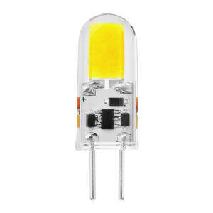 Sunix 4pcs 5W GY6.35 COB LED Bulb Dimmable Crystal Spotlight Silicone Lamp LD878 - intl