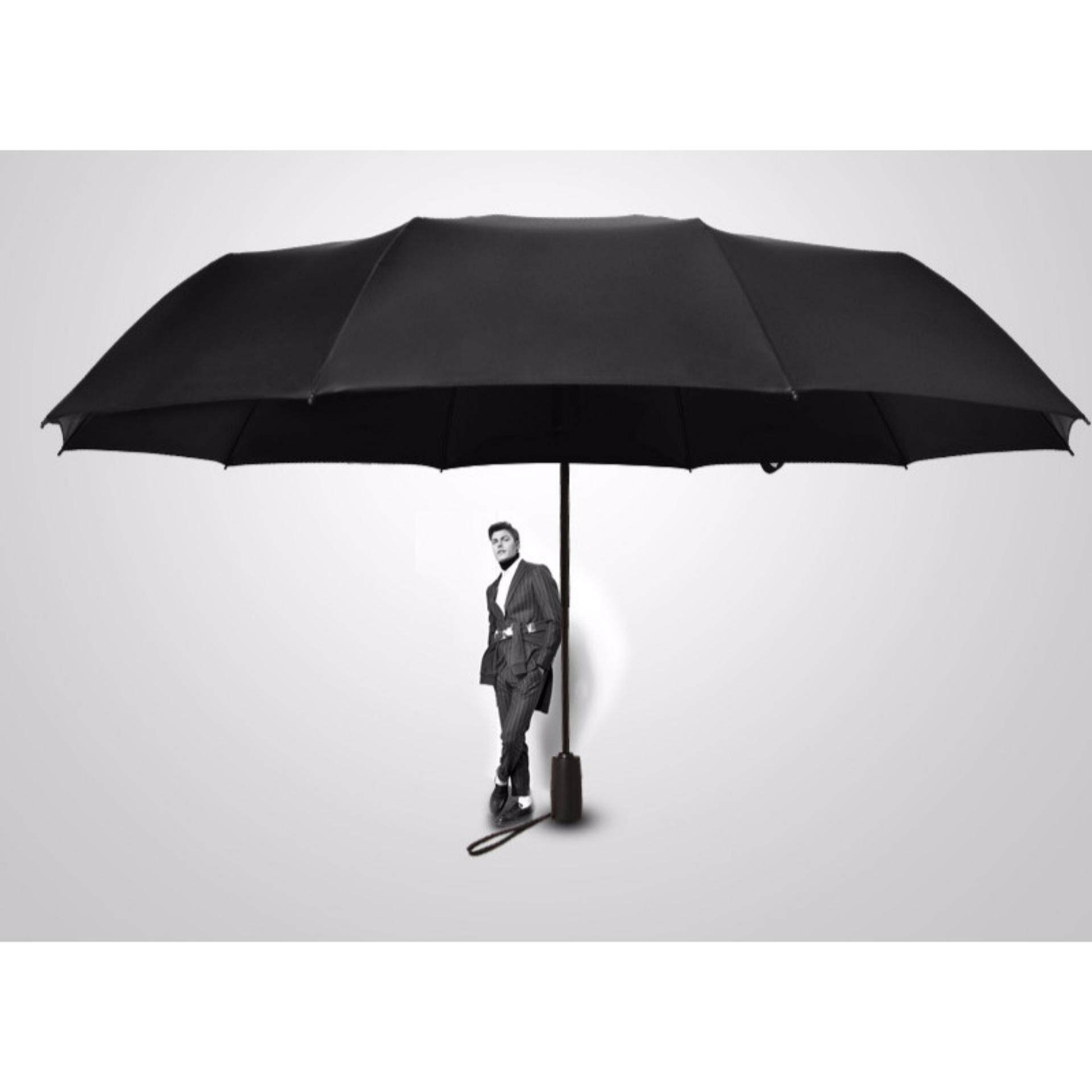 Super Large Umbrella enough to sheltered 3 persons * UV light Protection* Automatic Open and Close * - intl