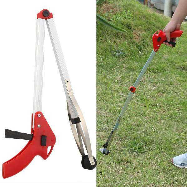 Trash Tools Foldable Hand Helper Long Arm Gripper Kitchen Pick Up Garbage