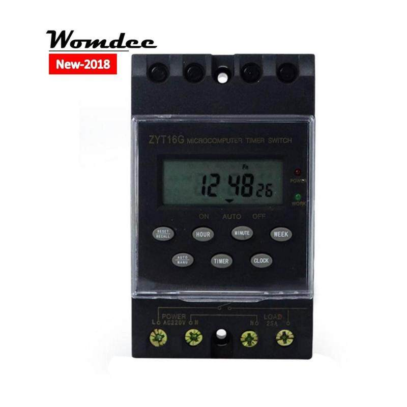 Womdee AC 220V Cycle Household Control Switch Timed Toasting Controls For Household Appliances