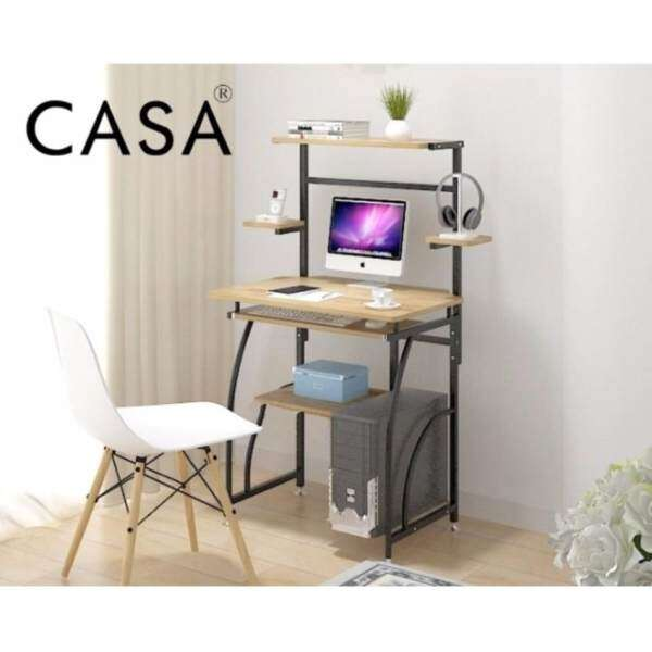 home office table. ZL Casa Height Computer Desk PC Laptop Study Table Workstation With  Keyboard Tray For Home Office Home Office Table
