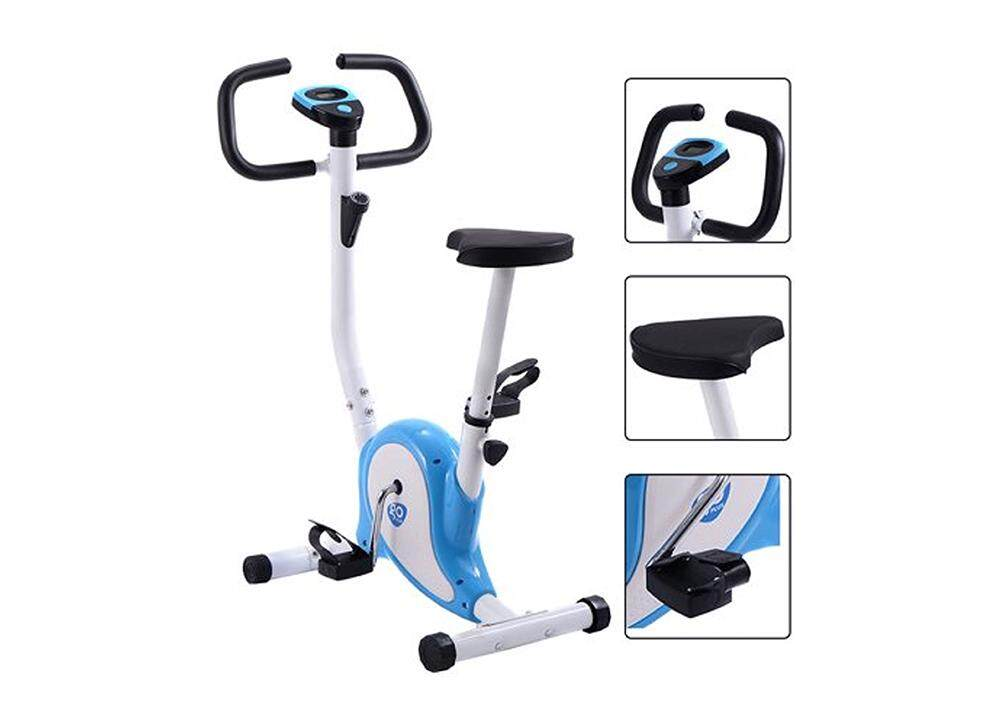 EXERCISE FITNESS BICYCLE (RANDOM COLOUR)