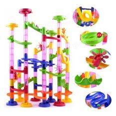 Hình ảnh 290Pcs Building Blocks Marble Run Race Game Construct Creative Towers Kids Gift - intl